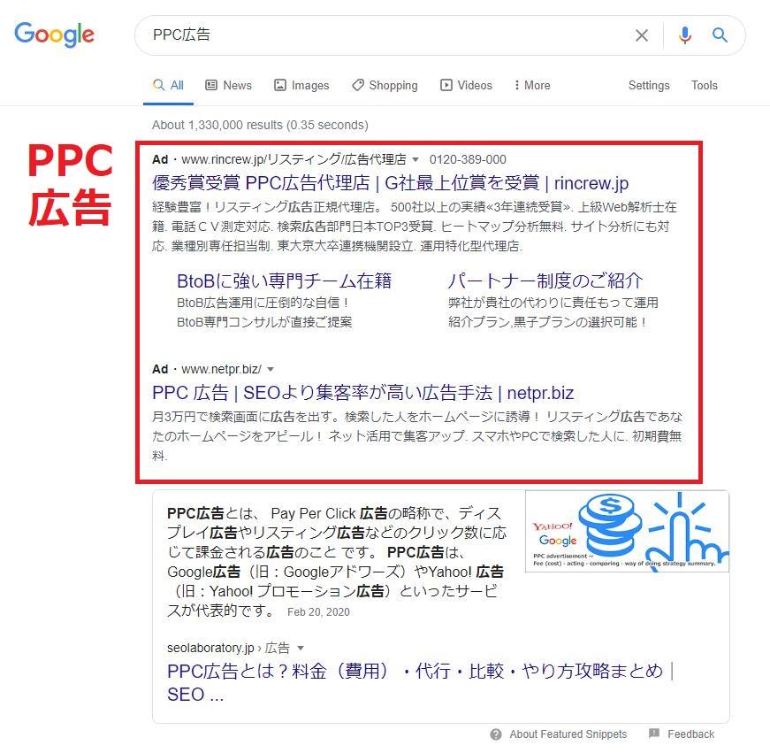 PPC広告